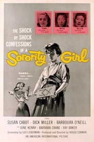 Poster Sorority Girl 1957