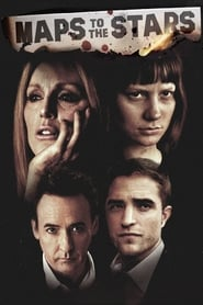 Poster Maps to the Stars 2014