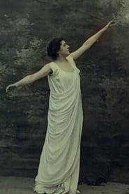 Iphigénie en Tauride. Invocation à Diana chanté par Mlle Jeanne Hatto de l'Opéra. 1900