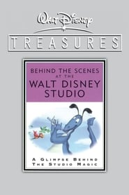 Walt Disney Treasures - Behind the Scenes at the Walt Disney Studios