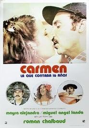 Carmen, la que contaba 16 años 1978