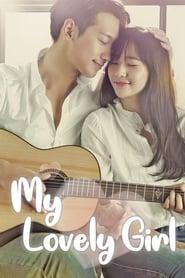 Poster My Lovely Girl 2014