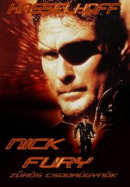 Nick Fury – Zűrös csodaügynök