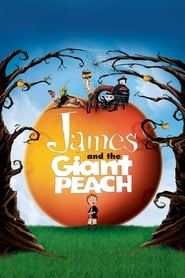 Poster for James and the Giant Peach