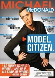 Poster Michael McDonald: Model. Citizen. 2010