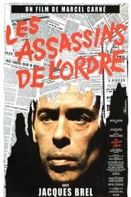 Poster Les Assassins de l'ordre 1971