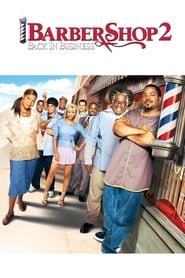 Poster Barbershop 2: Back in Business 2004