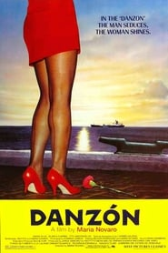 DVD cover image for Danzón