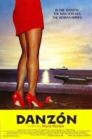 DVD cover image for Danzón