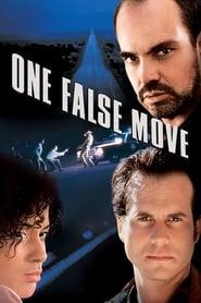 Poster One False Move 1992