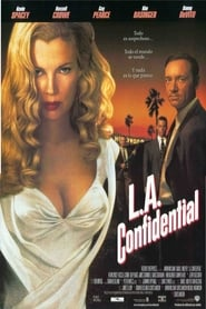 Kevin Spacey Poster L.A. Confidential
