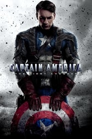 Poster for the movie, 'Captain America'