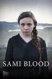 Poster Sami Blood 2016