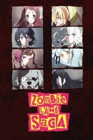 Poster Zombie Land Saga - Revenge 2021