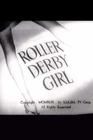 Roller Derby Girl 1949