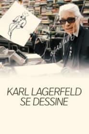 Karl Lagerfeld se dessine 2013