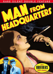 The Man from Headquarters 1928