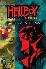 فيلم Hellboy Animated: Sword of Storms مترجم