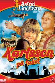 Karlsson on the Roof plakat