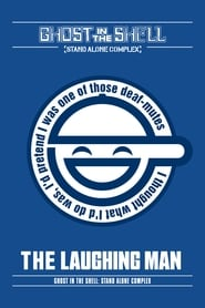 Poster Ghost in the Shell: Stand Alone Complex - The Laughing Man 2005