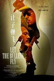 Poster for Let the Bullets Fly