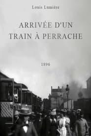 Arrivée d'un train à Perrache 1896