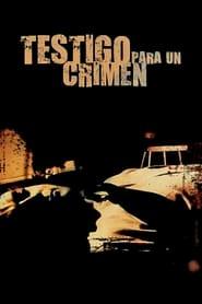 Testigo para un Crimen 1963