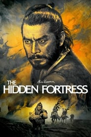 Poster The Hidden Fortress 1958