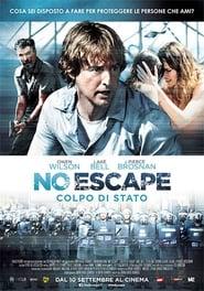 No Escape – Colpo di stato