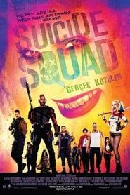 Suicide Squad: Gerçek Kötüler 2016 Türkçe Dublaj izle