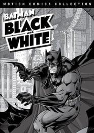 Poster Batman: Black and White Motion Comics 2009