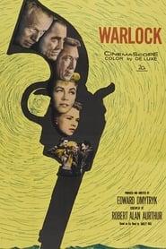 Poster Warlock 1959