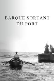 Barque Sortant du Port