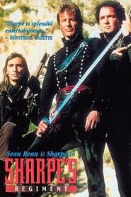Poster Sharpe's Regiment 1996