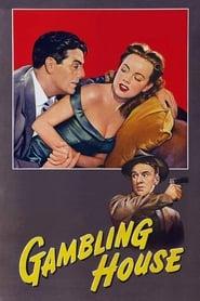 Poster Maison de jeux de hasard 1950