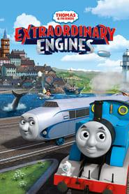 Poster Thomas & Friends: Extraordinary Engines 2017