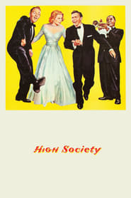 Poster High Society 1956