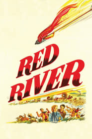 Poster Red River 1948