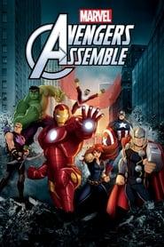 Poster Marvel's Avengers Assemble 2019