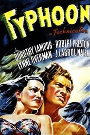Poster for Typhoon