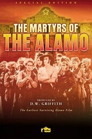 Poster Martyrs of the Alamo 1915