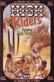 Poster High Riders 1974