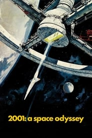 Poster 2001: A Space Odyssey 1968