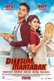 Poster Dimsum Martabak