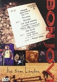 Bon Jovi: Live from London (1995)