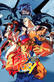 Poster Fatal Fury 2: The New Battle 1993