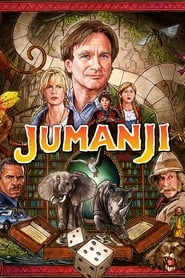 Jumanji 1995 Movie BluRay REMASTERED Dual Audio Hindi Eng 300mb 480p 1GB 720p 3GB 7GB 1080p