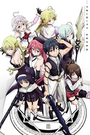 Trinity Seven 2: Heaven's Library & Crimson Lord