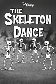 Poster The Skeleton Dance 1929