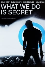 Poster for What We Do Is Secret